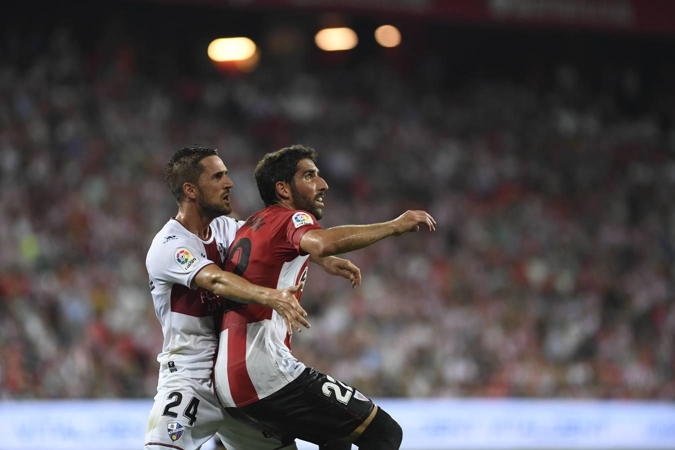 La ida de la Copa entre Athletic y Huesca se disputará el 28 de noviembre