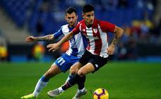 El uno a uno del Espanyol-Athletic
