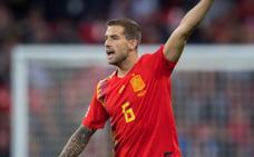 Iñigo Martínez vuelve a La Roja