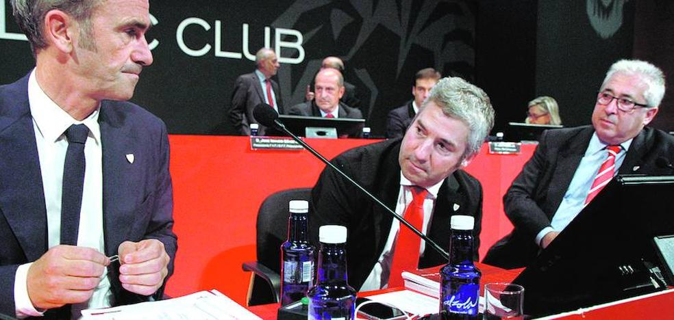 Javier Aldazabal, reticente a relevar a Urrutia al frente de una candidatura continuista