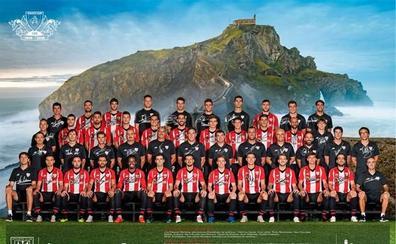 El Athletic ya tiene el póster de esta temporada