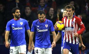 El Athletic es el peor equipo de la Liga en 2018