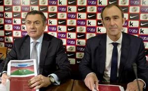Corres gana peso como candidato continuista del Athletic al quedar fuera de la Gestora