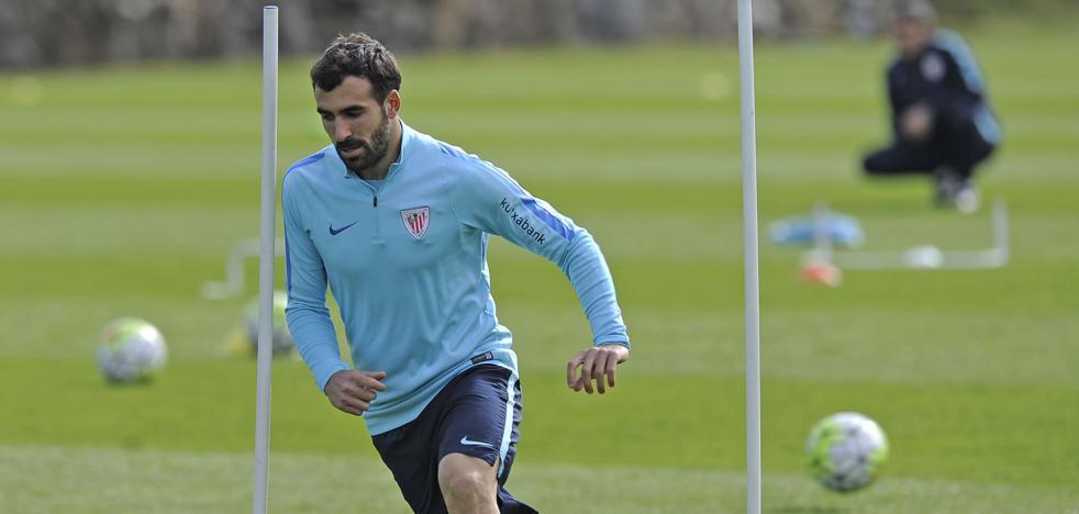 Balenziaga: «La afición tiene que salir enchufada ante el Getafe porque los jugadores lo vamos a estar»