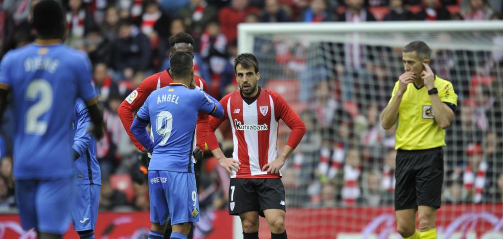 «Exijo que me expliquen en qué falló el VAR en el penalti no pitado contra el Athletic»