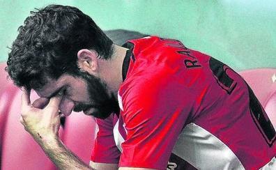 Berizzo espera que Raúl García juegue ante el Levante