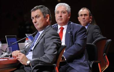 Uribe-Echevarría presenta su candidatura a la presidencia del Athletic