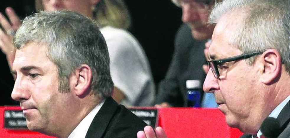 Uribe-Echevarría era el tapado