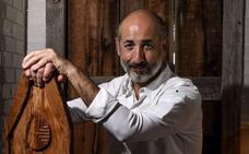 Elizegi: amante del Athletic, de los fogones y emprendedor