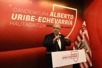 Alberto Uribe-Echevarría presenta su sede electoral