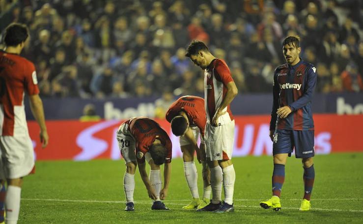 Levante-Athletic, en imágenes