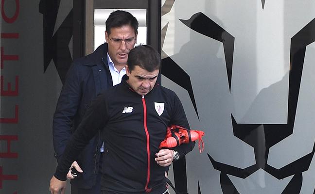 El Athletic destituye a Berizzo y nombra a Gaizka Garitano nuevo entrenador