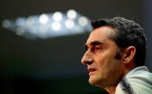 Valverde: «Los jugadores del Athletic tirarán hacia adelante»