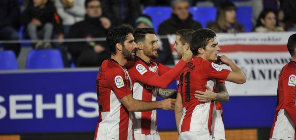El Huesca es un buen amigo