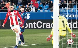 Resumen y goles del Huesca-Athletic en vídeo