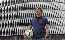 Julen Guerrero: «La situación del Athletic es como para tenerla respeto»