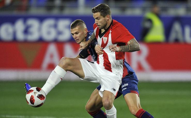 Las mejores imágenes del Huesca-Athletic