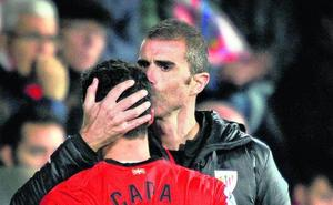 Garitano junta al Athletic en su debut
