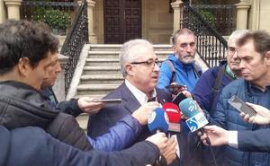 Uribe-Echevarría: «Voy a trabajar por unir a la masa social y poner al Athletic en lo más alto»