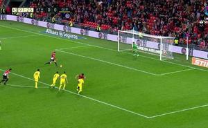 Resumen y goles del Athletic - Girona