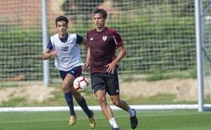 Iturraspe, convocado contra el Girona
