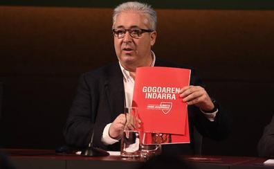 Uribe-Echevarría quiere una plantilla sin cláusulas