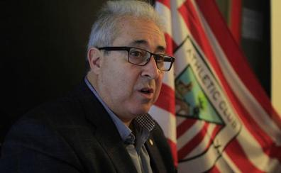 Uribe-Echevarría: «Sueño con ganar la Copa o la Europa League»