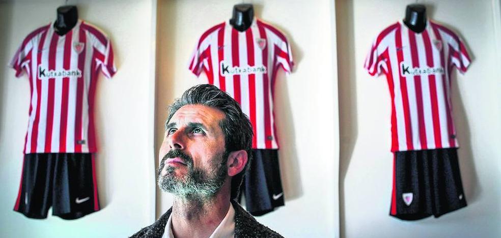 «Tenemos que intentar que todos los niños de Euskadi quieran venir a Lezama»