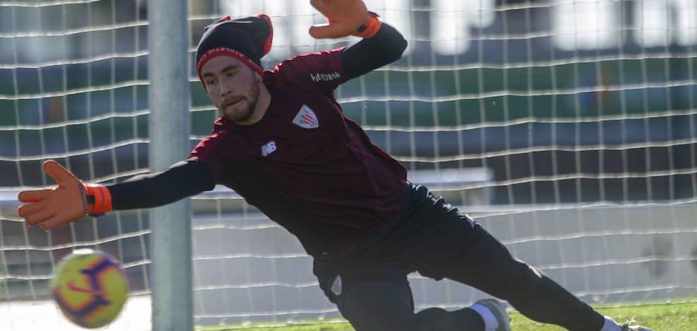 Unai Simón, en el radar de la UEFA