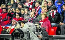 El Athletic, entre los cinco clubes mejor pagados por televisión