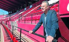 Caparrós: «En el Athletic es más importante el jefe de Lezama que el técnico del primer equipo»