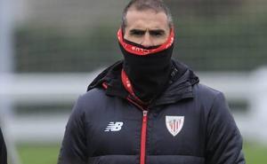 Garitano: «No tenemos miedo a nadie y en San Mamés iremos a por el partido»