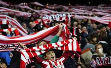 Las mejores imágenes del partido liguero entre el Athletic y el Sevilla