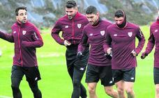 Garitano: «Esperamos no repetir los errores cometidos en Copa»