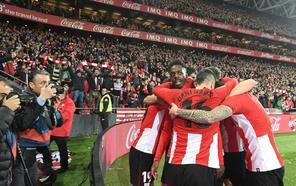 El uno a uno del Athletic - Sevilla