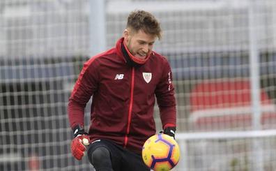 El Athletic comunica al Huesca que no cederá a Remiro
