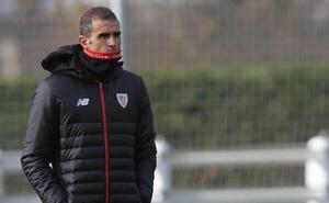 «Cosas más difíciles se han visto», dice Garitano ante el partido de Sevilla