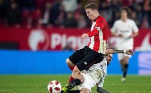 El uno a uno del Sevilla - Athletic