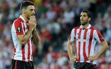 Aduriz y Raúl García se pierden la fundamental visita al Villarreal