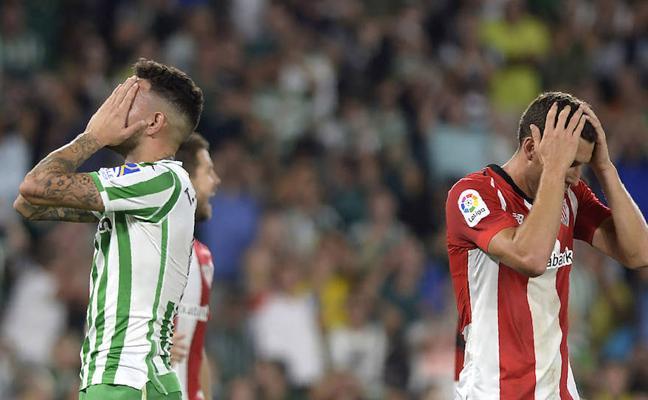 Los hinchas del Athletic se quejan por el cambio de hora del partido contra el Betis