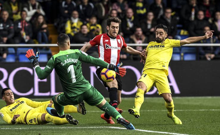 Villarreal-Athletic, en imágenes