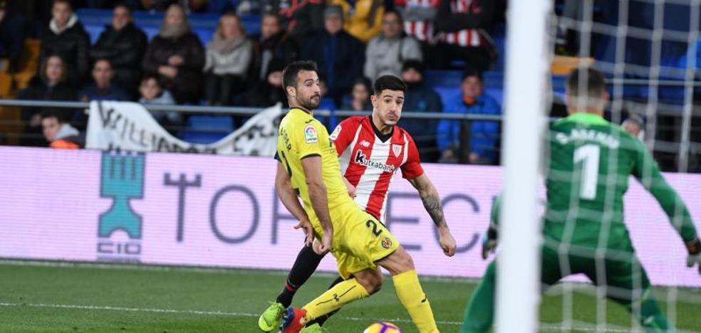 El uno a uno del Villarreal - Athletic
