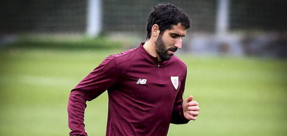 Raúl García avanza en su recuperación y mira al Betis