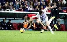 Amarilla para Capa, que no podrá jugar el partido contra el Barça