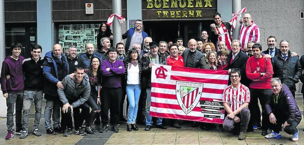 «En veinte años no ha venido nadie del Athletic hasta aquí»