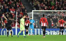Resumen del Athletic - Barcelona