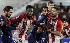 Resumen y gol del Huesca - Athletic
