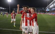 El Huesca - Athletic, en imágenes