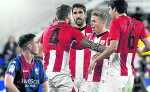 Garitano acaba con el miedo en el Athletic