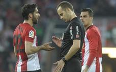 El uno a uno del Athletic - Eibar
